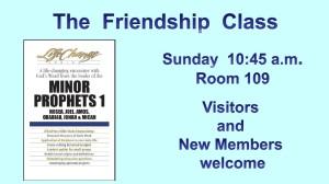 FriendshipClass