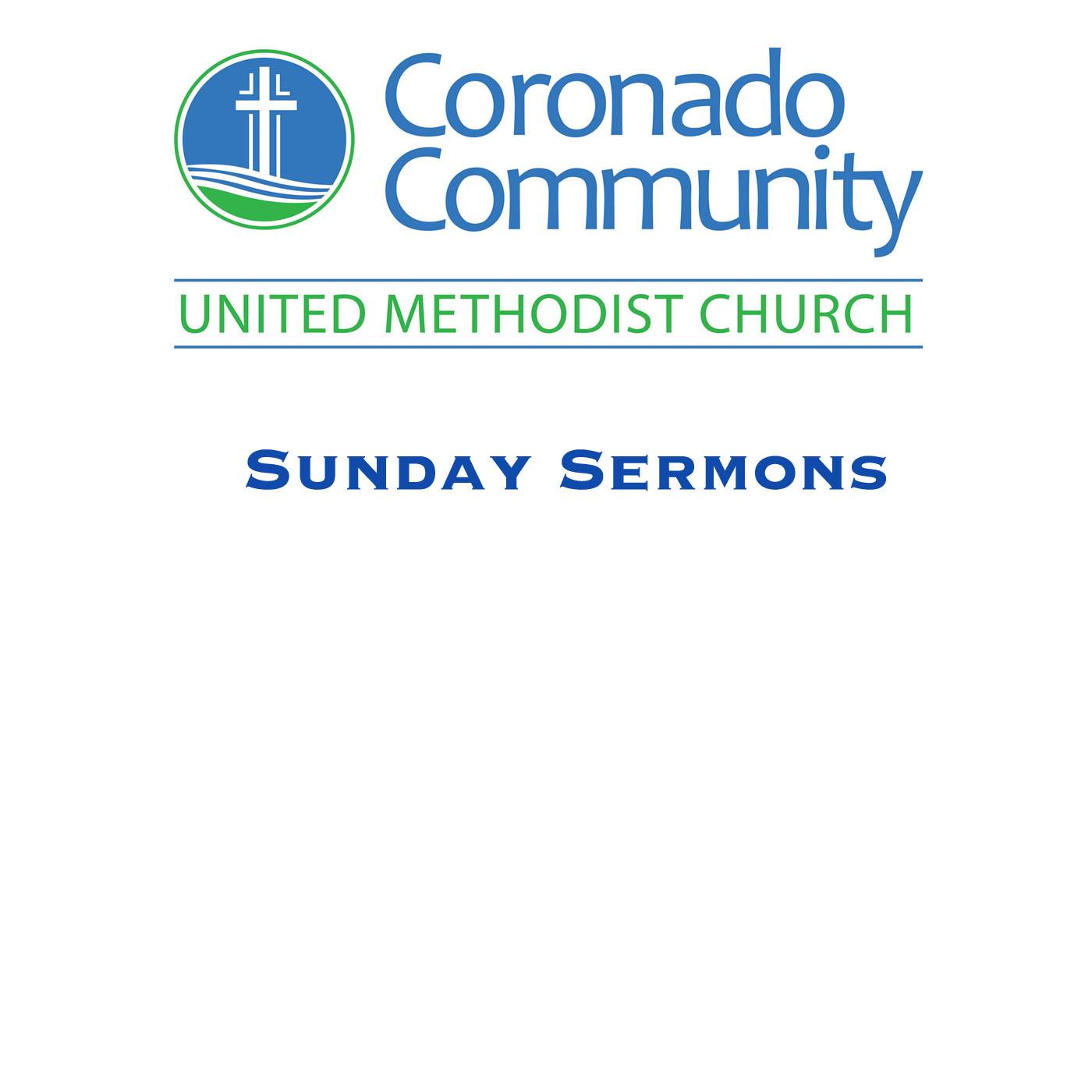 Sermons – Coronado Community United Methodist Church